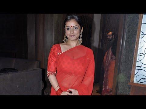 Xxx Mp4 Divya Dutta Dazzling In Red Hot Transparent Saree 3gp Sex