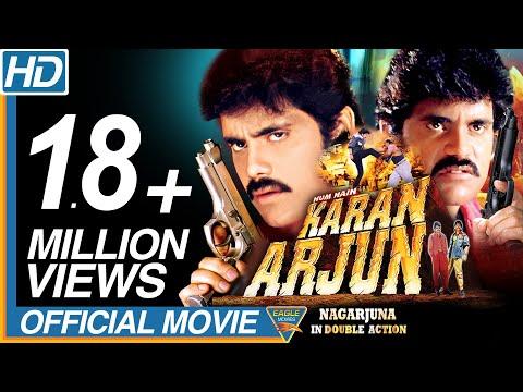 Xxx Mp4 Hum Hai Karan Arjun Hindi Dubbe Full Movie Nagarjuna Ramya Krishna Soundarya Rambha 3gp Sex