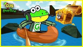 ROBLOX Build a Boat for Treasure Pretend Play Pirate Let