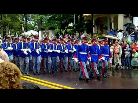 Bicentenario Paraguay 2011 Desfile