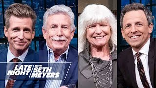 Best of the Meyers Family on Late Night with Seth Meyers