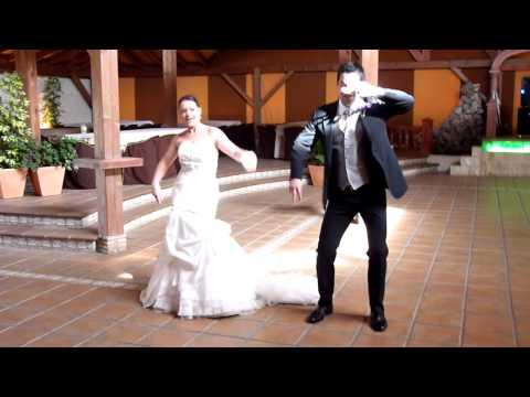 Baile boda Jose y Carmen