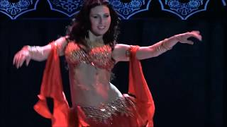 Belly dance seduction and floorwork  by Amira Abdi 2014