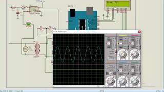 Powre factor measurement using Arduino