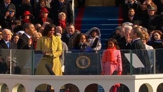 Jan. 20, 2009: Inaugural Ceremonies for Barack Obama