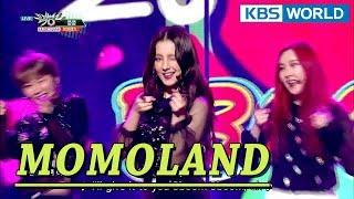 MOMOLAND - BBoom BBoom   모모랜드 - 뿜뿜 [Music Bank / 2018.01.19]