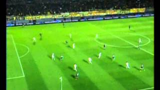 Boca 1 - Guaraní Antonio Franco 0 Fernando Gago