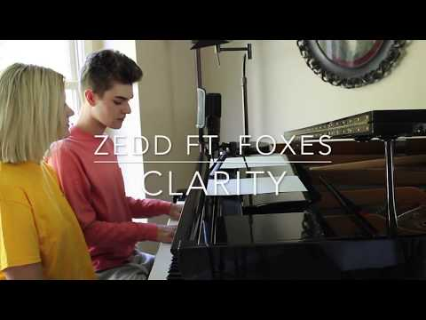 Zedd ft. Foxes - Clarity (Cover by Jay Alan)