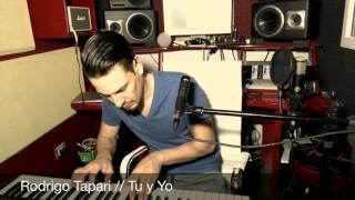 Rodrigo Tapari / Tu y Yo acústico de