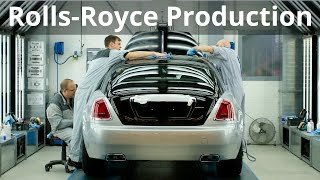 Rolls-Royce Production