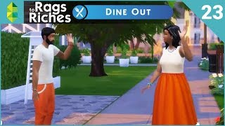 The Sims 4 Dine Out - Rags to Riches - Part 23