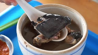 Turtle Soup - EXTREME Taiwanese Street Food Tour | RARE Street Food in RURAL Taiwan