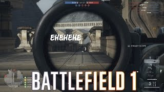 SNIPER OP! EZ KILL EZ LIFE - Battefield 1 [INDONESIA]