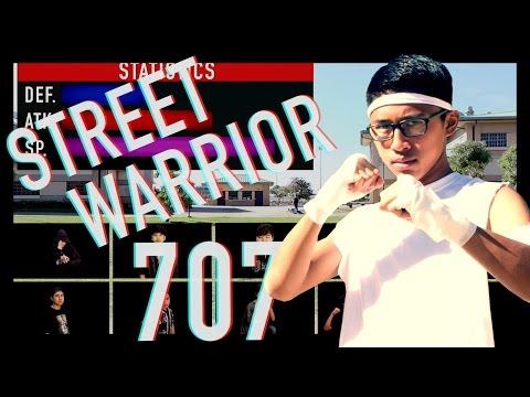 Street Warrior 707 - 1st Place Animation Category Olelo YXC 2016