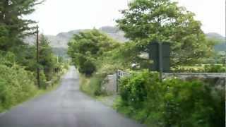 Drive To Drumahaire, Co. Leitrim, Ireland