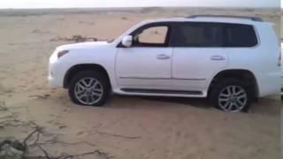 نظام الزحف جيب لكزس بدون سائق 2013 شرح محمد علي