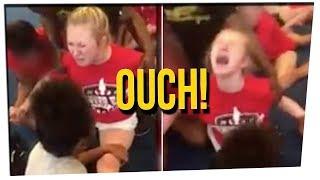 WS - Cheerleader FORCED To Do The Splits  ft. Nikki Limo, Steve Greene & DavidSoComedy