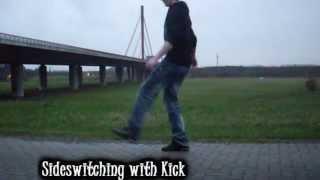 Jumpstyle Tutorial Advanced   Freestyle Tricks   HARDJUMP   SIDEJUMP   OWNSTYLE JUMP - First Part