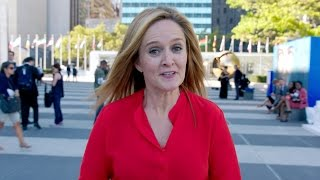 Web Extra: United Nations Tour | Full Frontal with Samantha Bee | TBS