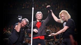 Bon Jovi Live 2017 Full Concert in Columbus, Ohio