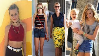 Reese Witherspoon's Daughter | Ava Elizabeth Phillippe | 2017 | Father - Ryan Phillippe