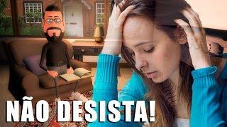 NÃO DESISTA!  | ANIMA GOSPEL