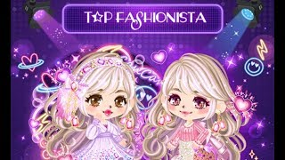 LINE Play - CanCam Girls Collection Top Fashionista All Prizes (100k Points)