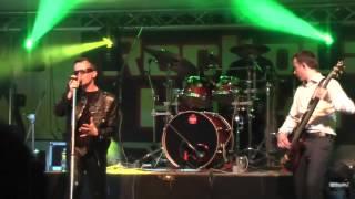 U2 Desire Revival Band -  Beautiful Day  Rocková Horka Festival 2015