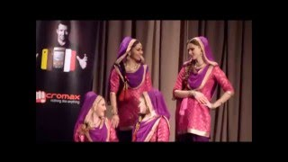 Bhangra_Holi 2016 Moscow_Amritsar Project Moscow/Холи 2016 Москва