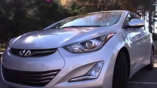 2016 Hyundai Elantra Review and Drive