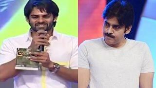 Winner Movie Sai Dharma Teja Speak About Pawankalyan Mix|| సాయి ధర్మ తేజ్ స్పీక్ పవన్ కళ్యాణ్ మిక్స్