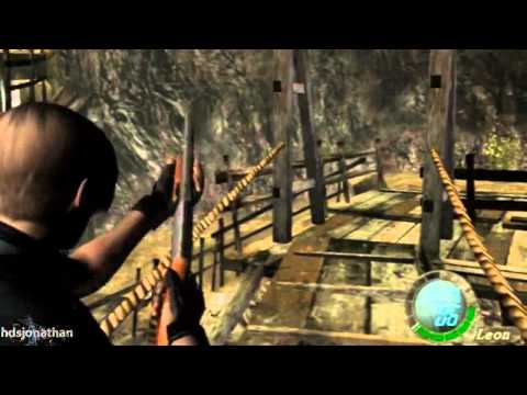 Resident Evil 4 Walkthrough - Part 2 - Chapter 1-2