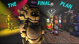 [FNAF] The Final Plan - ORIGINAL VIDEO (CZ translate)