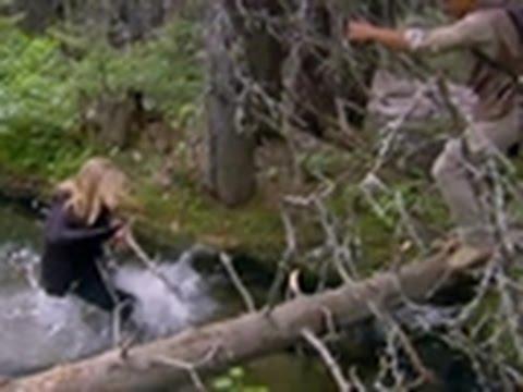 Man, Woman, Wild - Ruth's Freezing Plunge