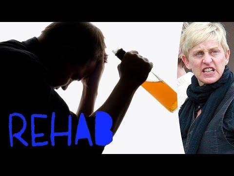 Ellen DeGeneres Rushed To ER After Drunk Accident