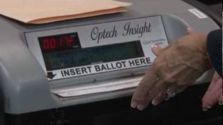 How to cast your vote on Election Day.