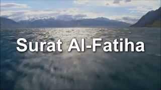 Amazing Recitation of Surah Fatiha