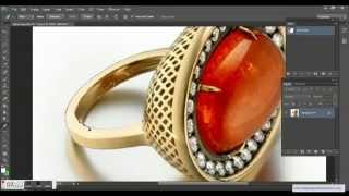 Clipping Path Tutorial using Photoshop CS6