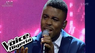 "Tobore sings ""Sexual Healing"" / Live Show / The Voice Nigeria 2016"