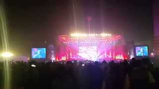 Arijit Singh ''Ek paye nupur amar'' Live in Bangladesh