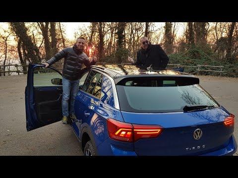 Volkswagen T Roc Con il 1.0 3 cilindri viaggia e consuma poco