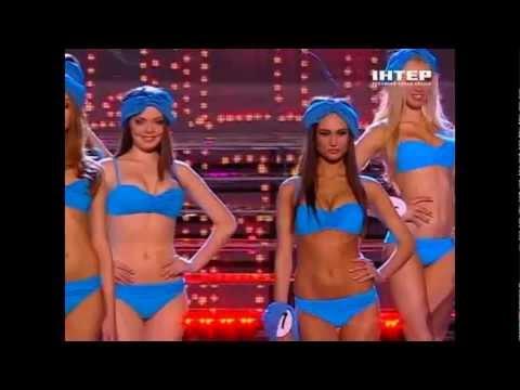 Miss Ukraine 2012 Rimsky Korsakov Shekherezada music by Evgeniy Sukhoi and Anrey Soloviev