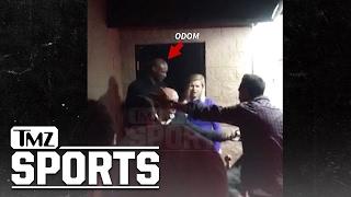 LAMAR ODOM -- DENIED AT SAN FERNANDO VALLEY STRIP CLUB   TMZ Sports