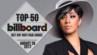 Top 50 • US Hip-Hop/R&B Songs • August 26, 2017 | Billboard-Charts