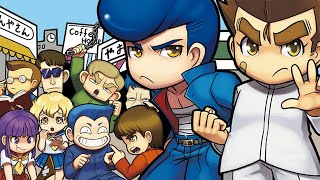 River City Ransom Ex gameplay video (GBA)