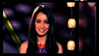 Genext - Shraddha Kapoor talks about her Picnic in Maths Class | Genextrasss