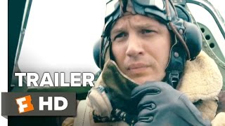 Dunkirk Official Trailer 1 (2017) - Tom Hardy Movie