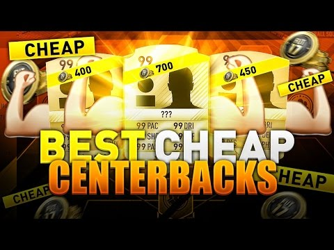 BEST CHEAP & OVERPOWERED DEFENDERS IN FIFA 17 - BEST CENTER BACKS FOR FUTCHAMPIONS