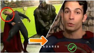 Making of Batman vs Superman | Behind the scenes | VFx