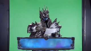 Hearthstone: The Lich King Responds to Comments